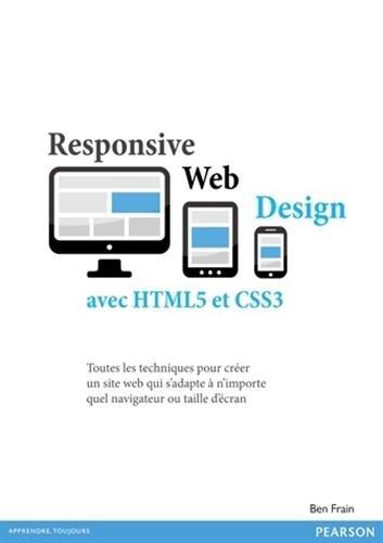 Responsive web design avec HTML5 et CSS3