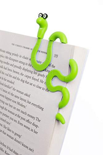 Artori Design |Wally | Clip Bookmark| Bookmarks for Kids| Bookmarks for Women| Bookmarks for Men
