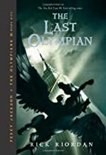 Last Olympian (09) by Riordan, Rick [Hardcover (2009)]