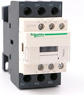 SCHNEIDER ELECTRIC LC2D09G7 CONTACTOR DIN RAIL 120V 3PST-NO