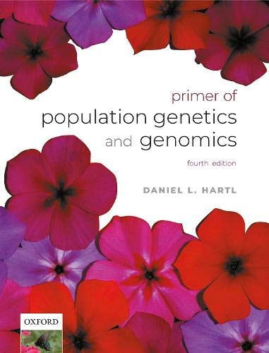 A Primer of Population Genetics and Genomics