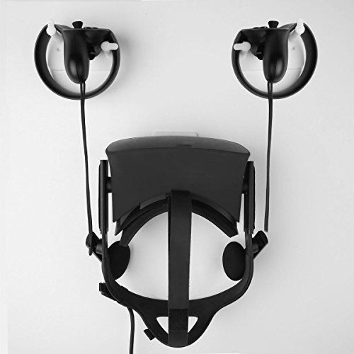 Review Of MIDWEC Mount and Organizer for Oculus Touch and Oculus Rift Helmet-Black