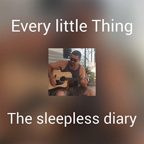 The sleepless diary