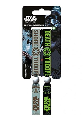 1art1 Star Wars - Rogue One, Empire Armband 10 x 2 cm