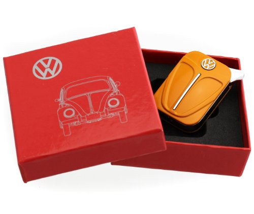 Original Volkswagen de mechero en el frente de la placa de diseño - en diferentes coloures - Set de regalo