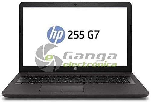 """PORTÁTIL HP 255 G7 8MJ07EA - AMD A4-9125 2.3GHZ - 8GB - 256GB SSD SATA M2 - RAD R3-15.6""""/39.6CM FHD - DVD RW - BT - FREEDOS - Plata Ceniza Oscuro"""