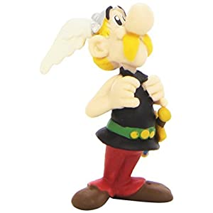 Asterix holding his braces Figure by CB 6