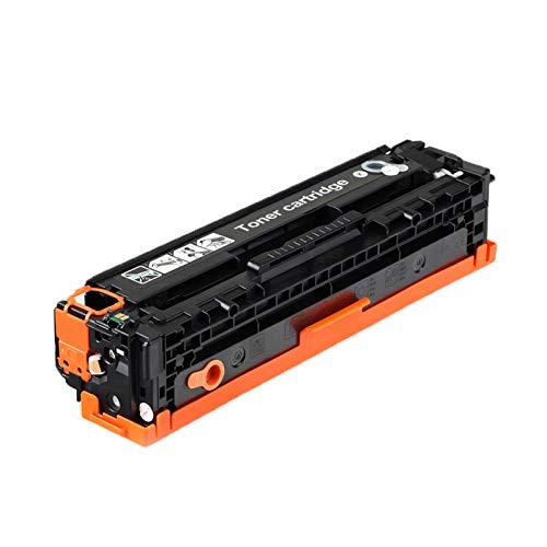 para HP 203A CF540A CF541A CF542A CF543A Reemplazo de Cartucho de tóner Compatible para HP Color Laserjet Pro MFP M281FDW M254DW Impresora Negro Cian Amarillo Magent Black