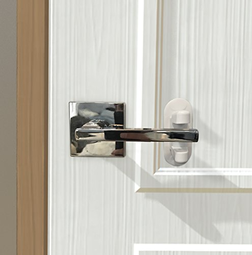 Door Lever Lock (2 Pack) Child Proof Doors
