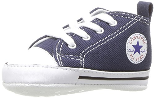 Converse First Star Cvs 022110-12-10, Unisex - Kinder Sneaker, Navy Canvas, EU 19