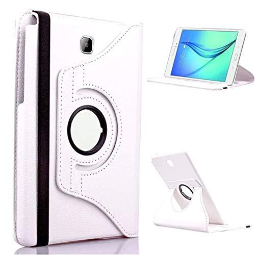 PIANYIHUO Tablets caso360 grados giratorio caja inteligente, para Samsung Galaxy Tab S2 9.7 T810/T815 coque funda pu cuero Flip stand Tablets cubierta