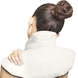 DUAL USE – Use Hot Or Cold For Desired Effect. Soothing Heat Relaxes Away Pain And Discomfort From Muscle Strain And Fatigue. This Neck Wrap Can Also Be Chilled In The Freezer To Reduce Swelling And Discomfort From Muscle Soreness. Dual Usage Stands ...