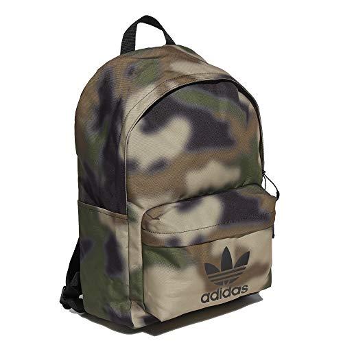 adidas Camo Backpack Rucksack (one size, hemp/camo)