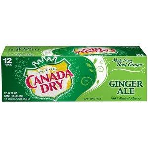 Canada Dry 12 (Dosen)