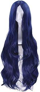 PWEINCY Tsumugi Shirogane Cosplay Wig Long Curly Hair