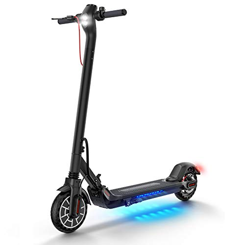 urbetter Electric Scooters Adults Folding Scooter 25km Long Range 8.5 Inch...