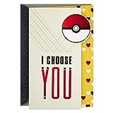 Hallmark Pokémon Love Card or Anniversary Card (I Choose You)