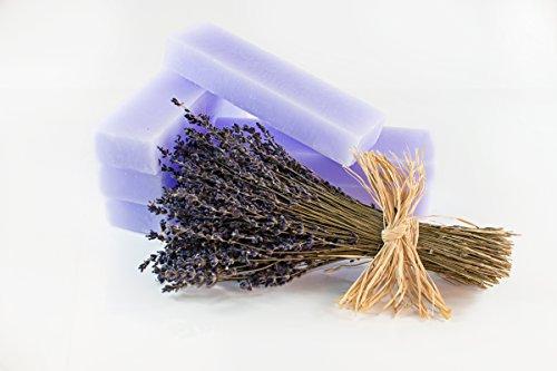 6PK Hot Spa Paraffin Wax Refill (Lavender)