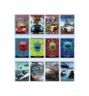 Hot Wheels Cars Auto 3-Fach dreistöckige 44 Teile Federmappe Federtasche Etui gefüllt und Sticker von Kids4shop
