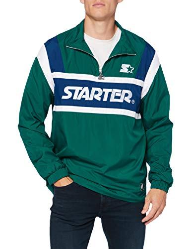 STARTER BLACK LABEL Half Zip Retro Jacket Chaqueta calentadora para Hombre