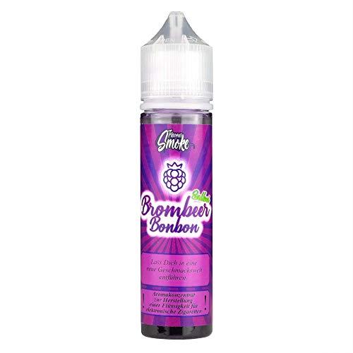 Dash Liquids Aromakonzentrat Brombeer Bonbon, Shake-and-Vape zum Mischen mit Basisliquid für e-Liquid, 0.0 mg Nikotin, 20 ml