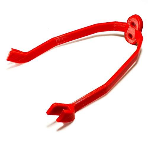 Mfs Soporte Guardabarros xiaomi m365 (Red)