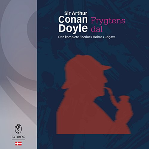 Frygtens dal audiobook cover art