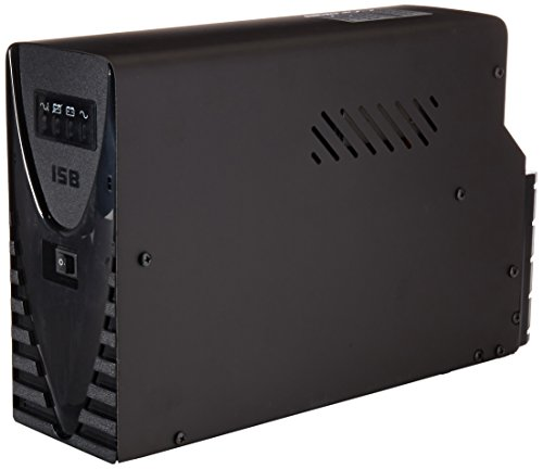 Industrias Sola Basic NBKS 1000- No break con regulador integrado, 50 minutos de respaldo