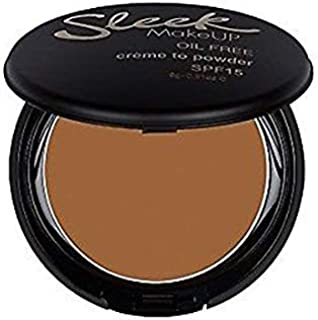 Sleek Face Powder - 9 Gram, Brouwn