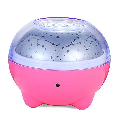 Romantischer Meerwasserprojektor Multimode-LED-Nachtlicht Bluetooth-Musikatmosphärenlampe Hauptdekoration Kindergeburtstags-Weihnachtsgeschenk-ich_1