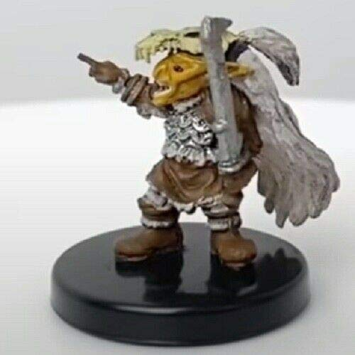 """Wiz Kids Snow Goblin #11 Icewind Dale Rime of The Frostmaiden D&D Dungeons and Dragons Medium 1"""" Base Painted Miniature"""