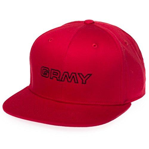 Grimey Gorra Natural Cap FW16 Red