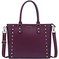 Baimay Large Shoulder Bags Fits up to 15.6