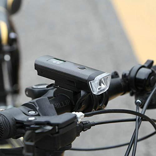 yuanchuang Fahrradbeleuchtung Fahrrad Smart Front Licht Induktion Fahrrad Helle Licht Taschenlampe Fahrrad Scheinwerfer