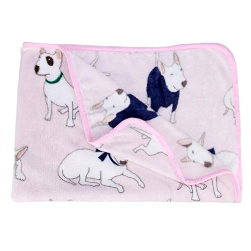 Caixy 1-Piece Pet Blanket for Cats and Dogs Thick Soft Warm Washable Plush Blanket Blanket Mat