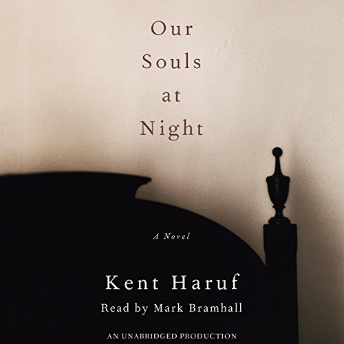 Our Souls at Night audiobook cover art