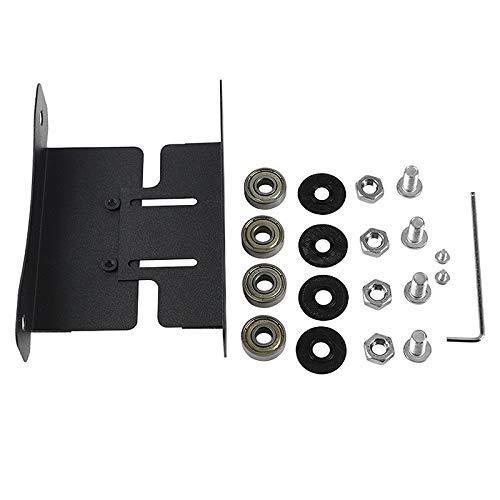 JIAHONG Accessories 3D Printer Part Tabletop Consumables PLA Bracket FDM Material Shelves Supplies Fixed Seat Wire Frame Adjustable Aluminum for CR-10 Ender-3 3D Printer