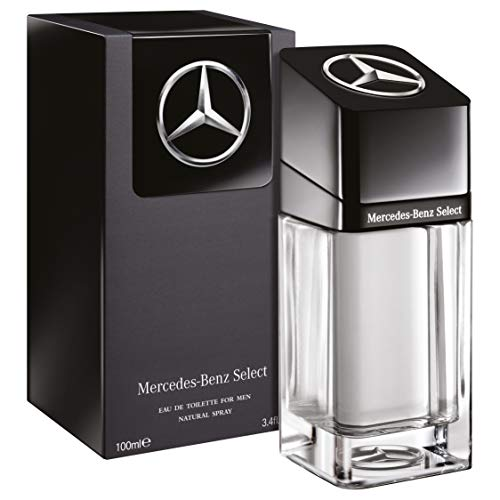 Mercedes-Benz Select homme/man Eau de Toilette, 100 ml