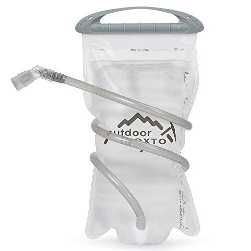 Bexiga de hidratação 2L Reservatório de água à prova de vazamento Bexiga de água para mochila de hidratação Saco de armazenamento de água para ciclismo Caminhadas Corrida Escalada