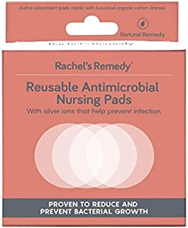 Rachel's Remedy Antimicrobial Breast Pads (6 Pads)