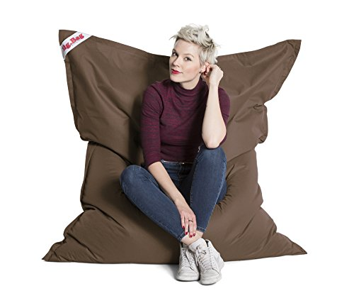SITTING POINT only by MAGMA Sitzsack Brava Big Bag 130x170cm braun