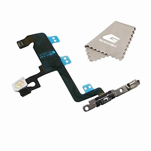 Interruttore On/Off pulsante di accensione + controllo volume + Flash Light Flex Cable staffa di ricambio per iPhone iPhone 6 (Power Cable)