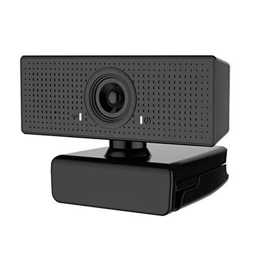 Chutoral Webcam, 1080p Hd Webcam Computer Webcam, Computer Hd Webcam With 110° Wide Viewing Angle Usb Computer Webcam