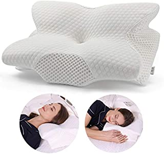 Coisum Back Sleeper Cervical Pillow