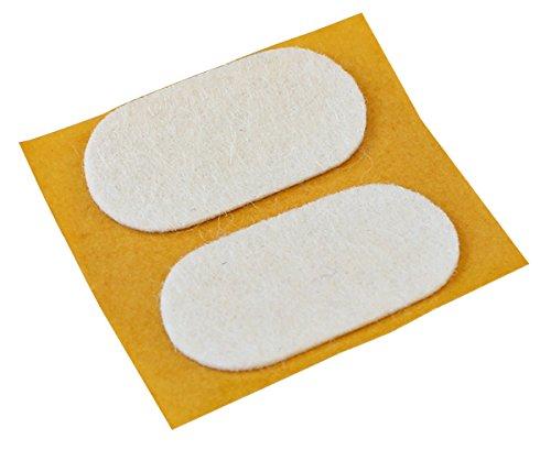 Tunze Filzunterlagen 19 x 38 mm (2 Stück)