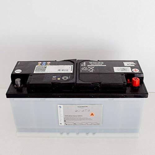 GTV INVESTMENT A8 D3 000915105DL - Batería de plomo-calcio (12 V, 110 Ah, 520 A, DIN 850 A, 2008)