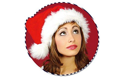 GUIRMA Cappello Babbo Natale Extra Lusso Misura Unica