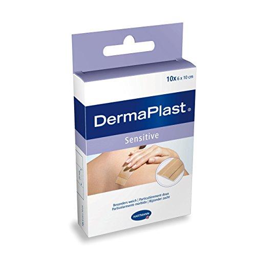 Hartmann Pflaster Dermaplast Sensitive, 10 x 6 cm x 10 cm