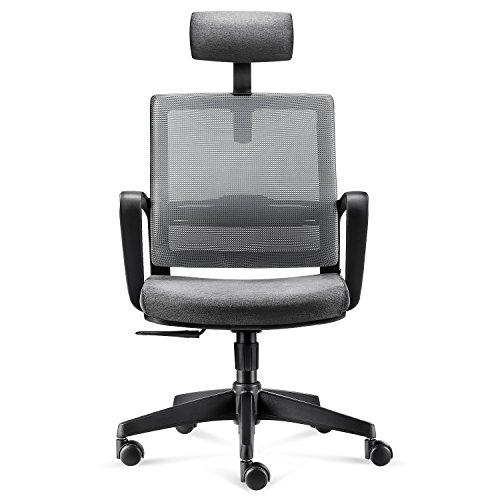 41mQjxUzVrL Le migliori sedie da ufficio ergonomiche, guida descrizioni e prezzi