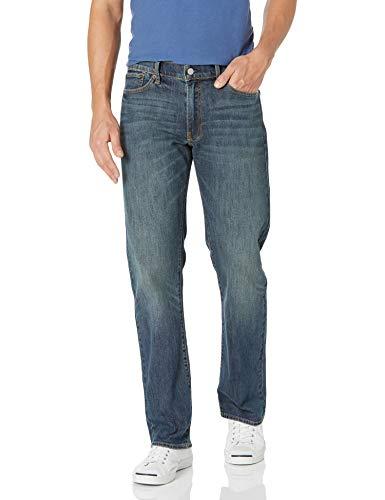 Lucky Brand Men's 361 Vintage Straight Jean, Mahogany, 32W X 32L
